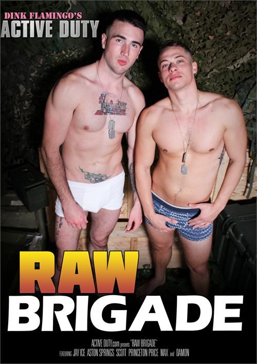 Raw Brigade Boxcover