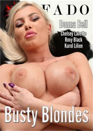 Busty Blondes Porn Video