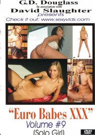 Euro Babes XXX Volume #9 Porn Video