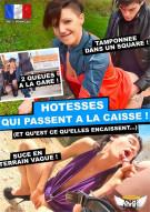 Hotesses Qui Passent a la Caisse! Porn Video