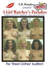 Girl Watcher's Paradise Volume 2015, A Porn Video