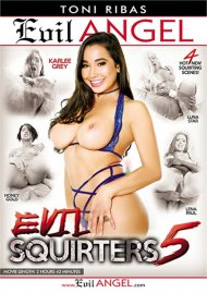 Evil Squirters 5 Porn Movie