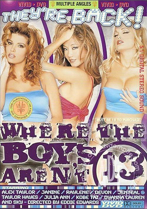 Where The Boys Arent #13