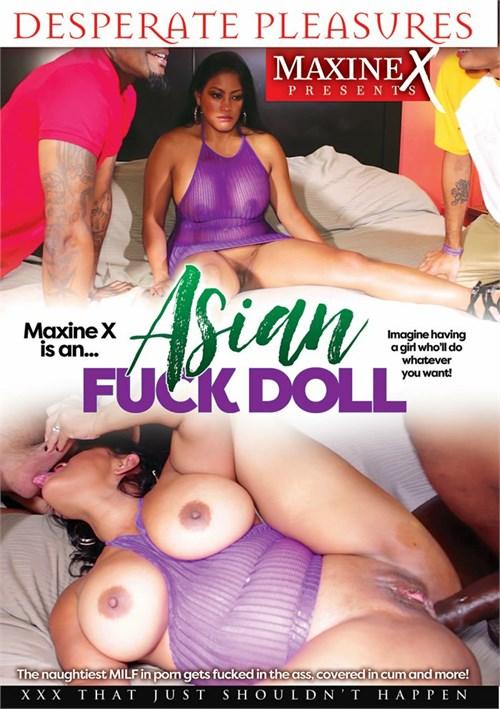 Asian Fuck Doll