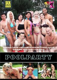 Pool Party Porn Video