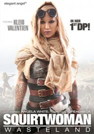 Squirtwoman: Wasteland porn DVD from Elegant Angel.