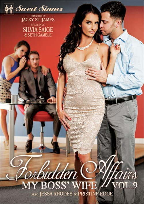 Forbidden Affairs Vol. 9: My Boss Wife