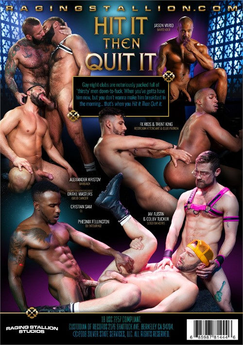 Hit It Then Quit It Cover Front