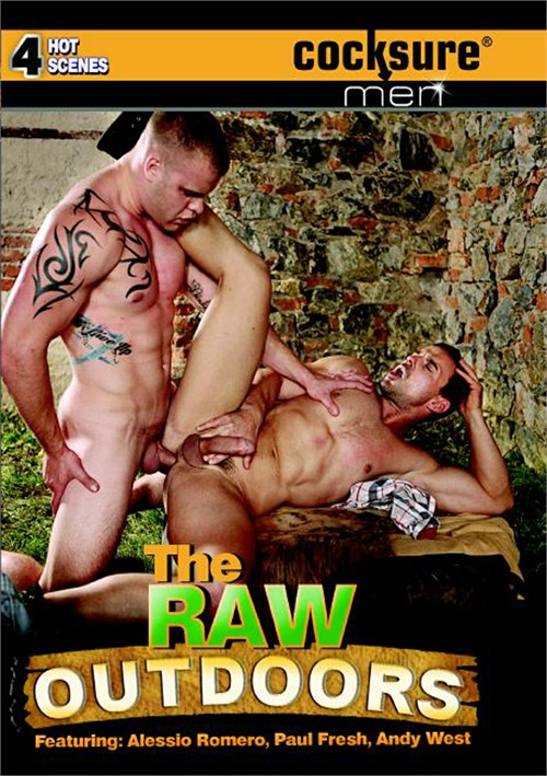 Raw Outdoors, The Boxcover