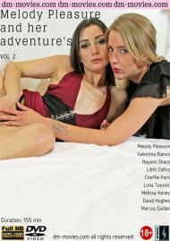 Melody Pleasure and Her Adventures Vol. 2