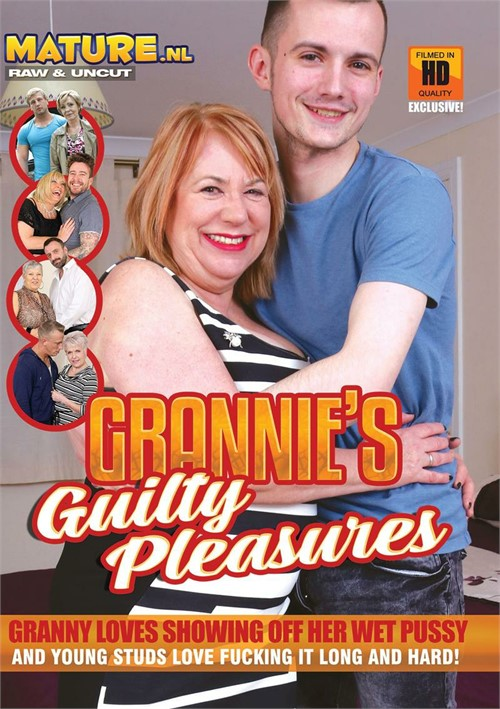 Grannies Guilty Pleasures