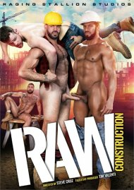 Raw Construction gay porn VOD from Raging Stallion Studios