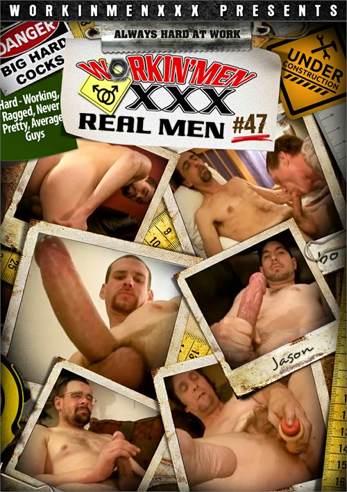 Real Men 47 Boxcover