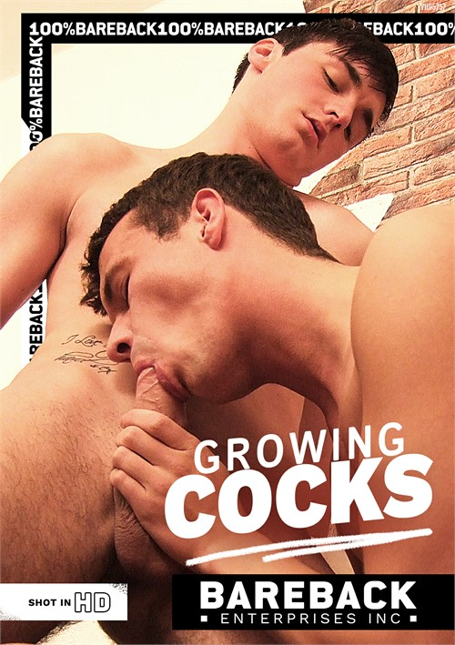 Growing Cocks Boxcover