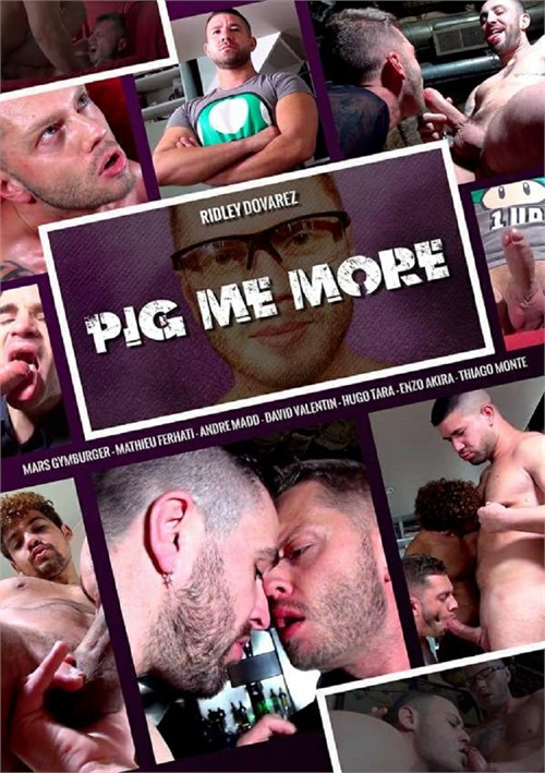 Pig Me More Boxcover