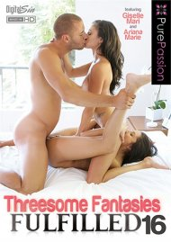 Threesome Fantasies Fulfilled 16 image