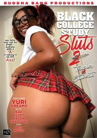 Black College Study Sluts 2: Teacher Vs. Students Porn Movie