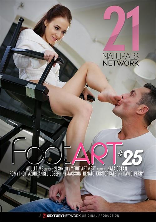 Foot Art 25