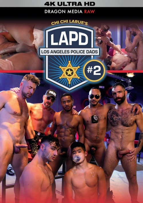 LAPD Los Angeles Police Dads 2 Boxcover