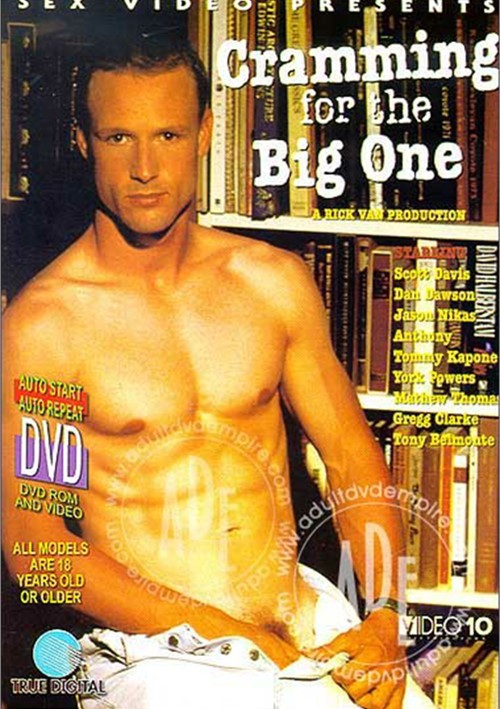 The big one gay porn