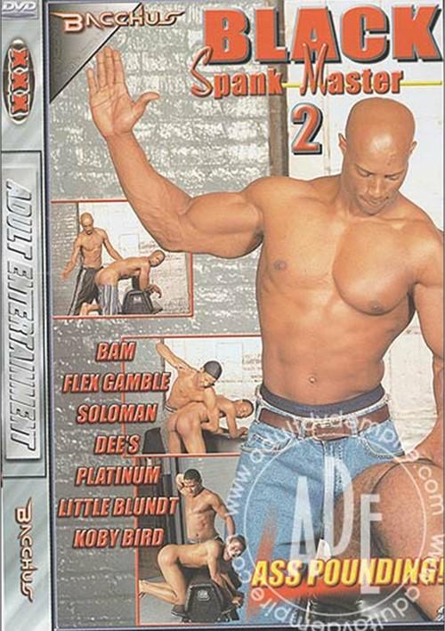 Black Spank Master 2 Boxcover