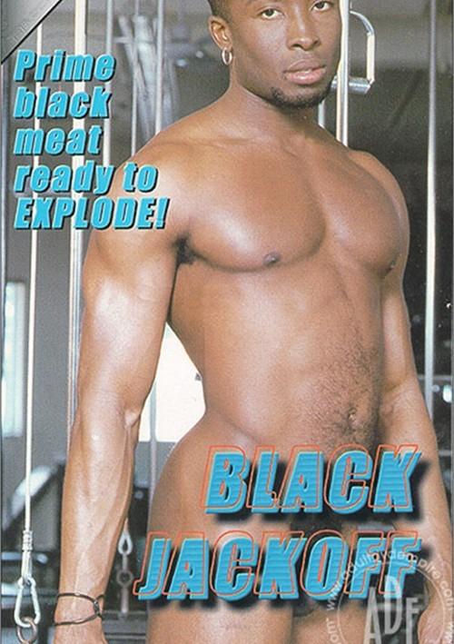 Black jack off porn