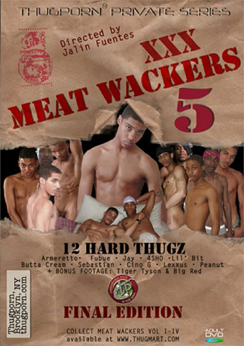 Meat Wackers 5 Boxcover