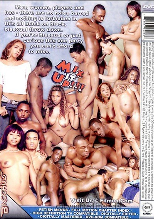 Black bisexual party