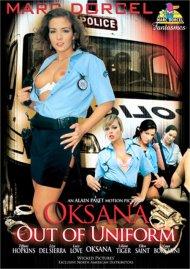 Oksana: Out of Uniform Porn Video