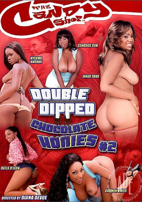 Double Dipped Chocolate Honies #2