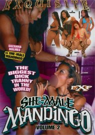 She-Male Mandingo Vol. 2 Porn Video