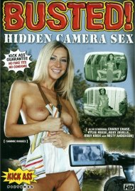 Busted! Hidden Camera Sex Porn Video