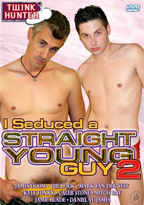 I Seduced A Straight Young Guy 2 Boxcover