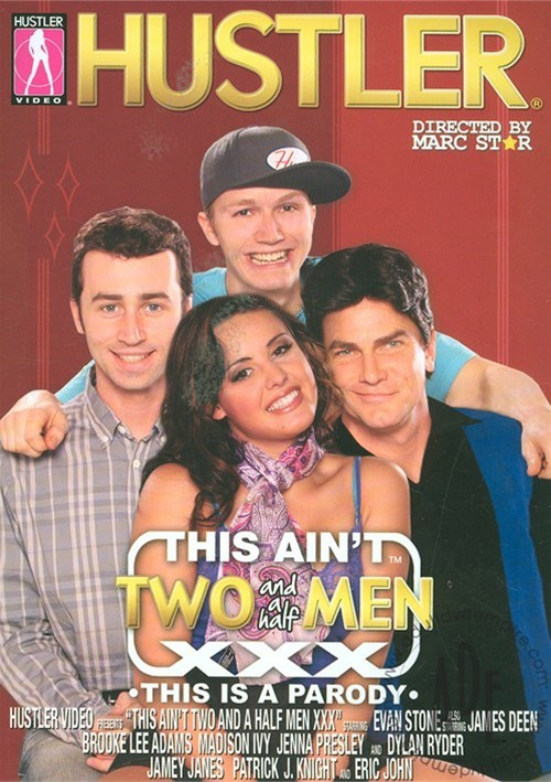 two and a half men xxx