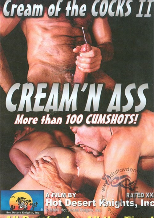 Cream Of The Cocks II : Cream'N Ass Boxcover