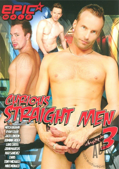 Curious Straight Men 3 Boxcover