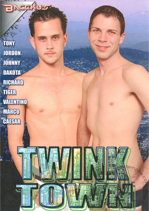 Twink Town Boxcover