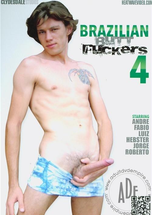Brazilian Butt Fuckers 4 Boxcover