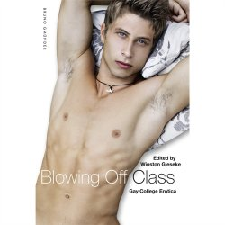 Blowing Off Class: Gay College Erotica Sex Toy