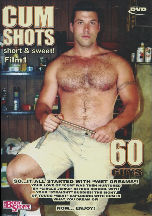 Cum Shots: Short & Sweet! Film 1 Boxcover