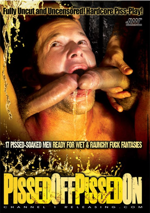 Pissed Off Pissed On Boxcover