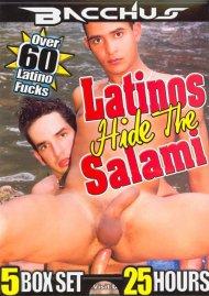 Latinos Hide the Salami 5-Disc Set Porn Movie