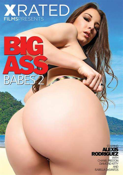 Very grateful big ass xxx dvd has
