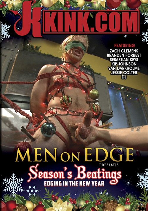 Men On Edge: Season's Beatings Boxcover