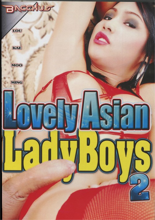 Lovely Asian LadyBoys 2