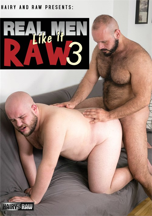 Real Men Like It Raw 3 Boxcover
