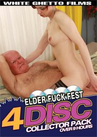 Elder Fuck Fest 4 Disc Collector Pack Movie