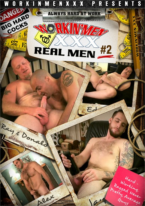 Real Men 2 Boxcover