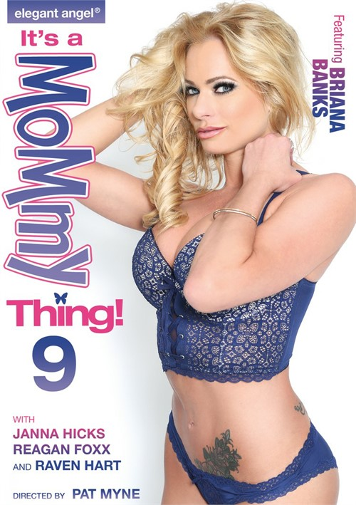 XXX It's A Mommy Thing 9 (2018)