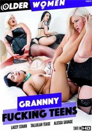 Granny Fucking Teens Porn Video